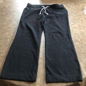 Eddie Bauer fleece pants